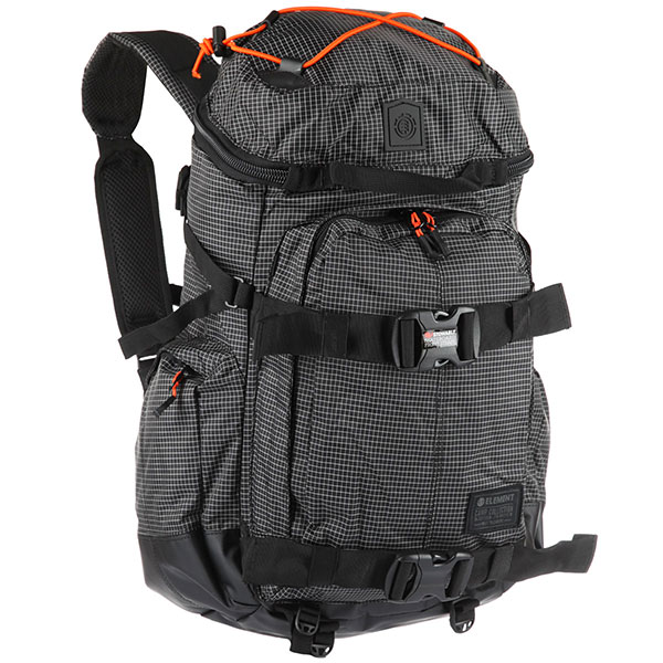 Рюкзак спортивный Element Explorer Ultra Black