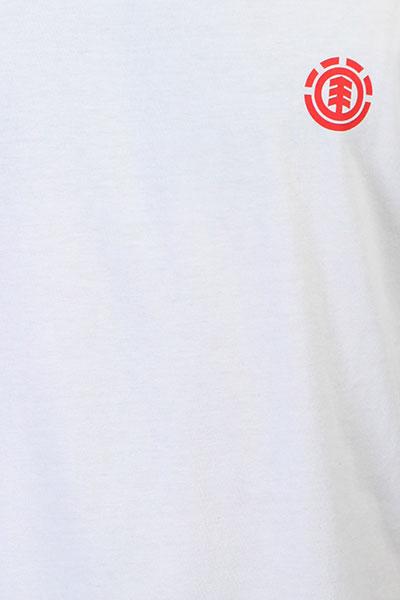 Футболка Element Kh Smile Optic White