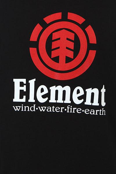 Футболка Element Vertical Flint Black