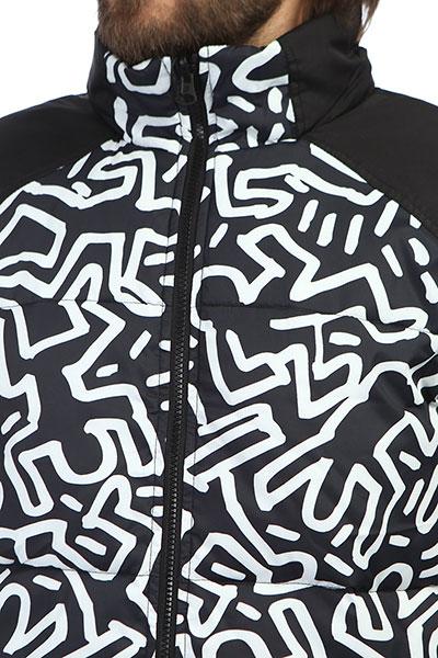 Куртка Element Kh Reverse Puffa Flint Black