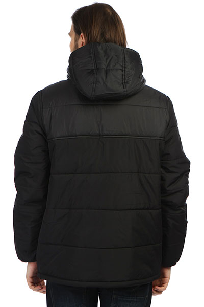 Куртка зимняя Element Alder Heavy Puff Tw Flint Black