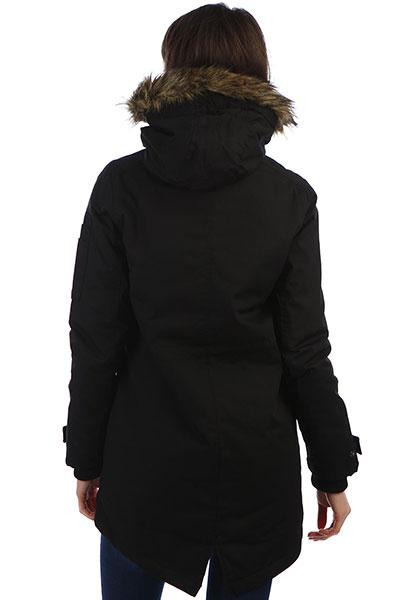 Куртка парка Element Curious Flint Black