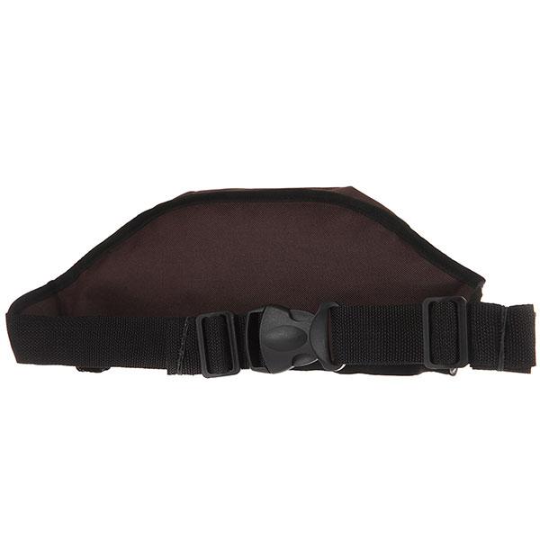 Сумка поясная Anteater Minibag refl_brown