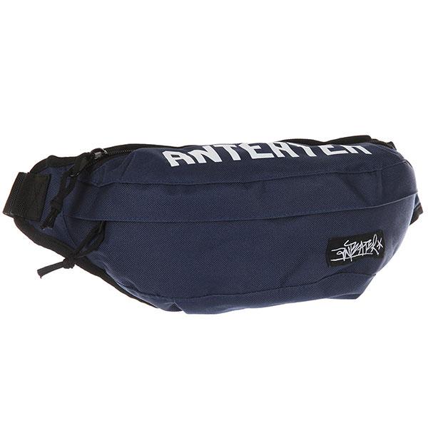 Сумка поясная Anteater Minibag navy_anteater