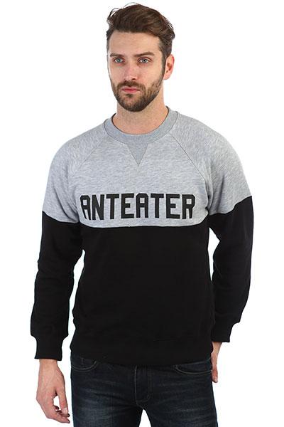 Толстовка свитшот Anteater Crewneck grey_anteater