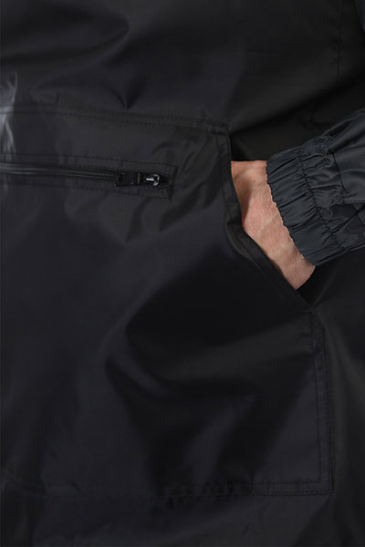 Анорак Anteater Anorak grey_black