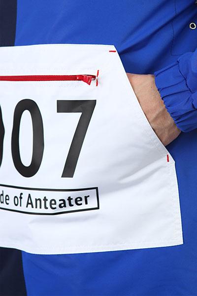 Анорак Anteater Long-stadium Blue