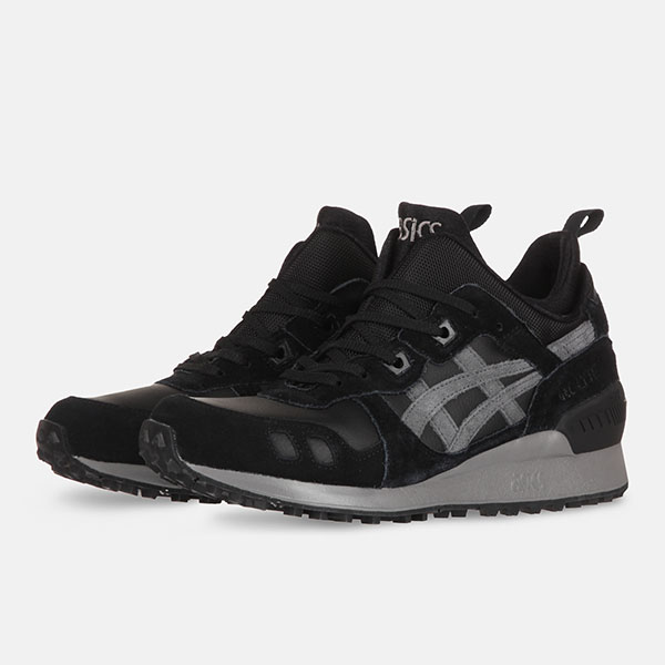 Кроссовки ASICS Tiger Gel-lyte Mt Black/Dark Grey