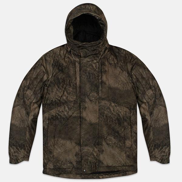 Куртка зимняя Krakatau Bismuth Darksmoked