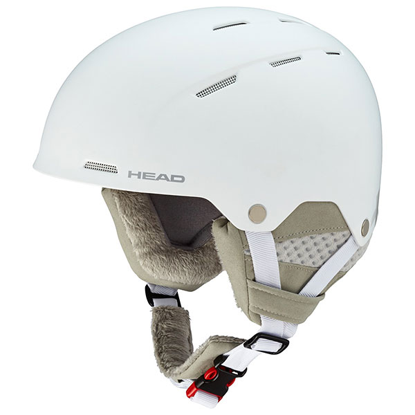 Шлем для сноуборда Head Thea Boa White