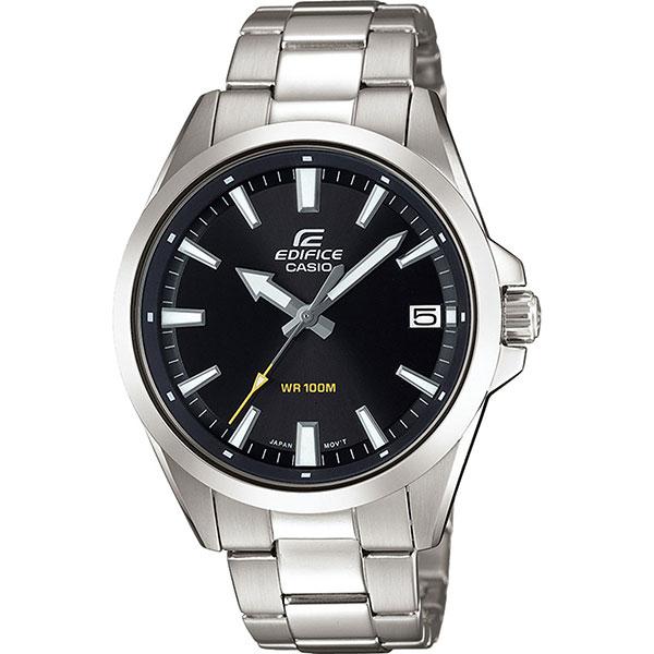 Кварцевые часы Casio Edifice Efv-100d-1a Grey