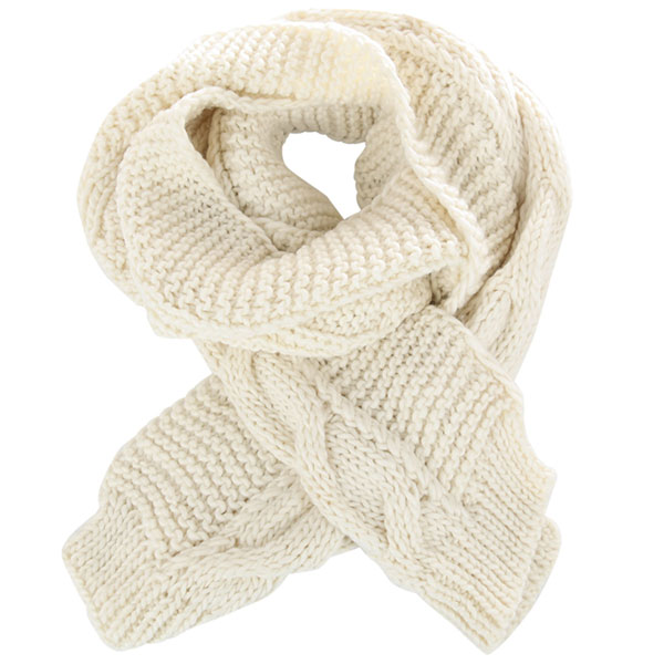 Шарф женский Element Feather Top Scarf Ivory