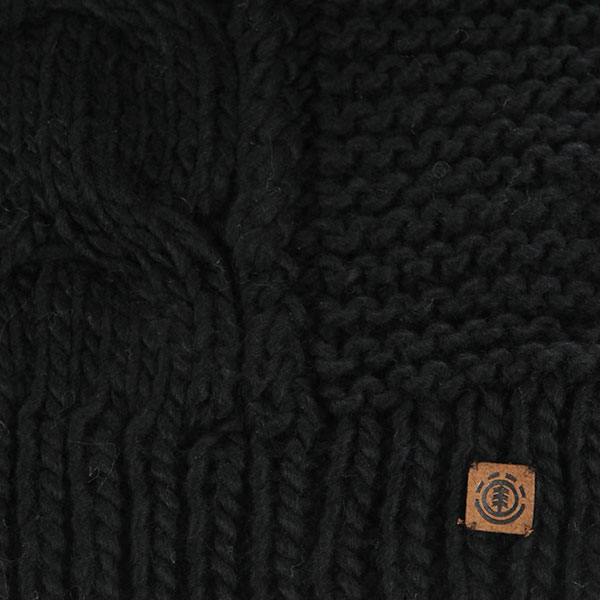 Шарф Element Feather Top Scarf Black