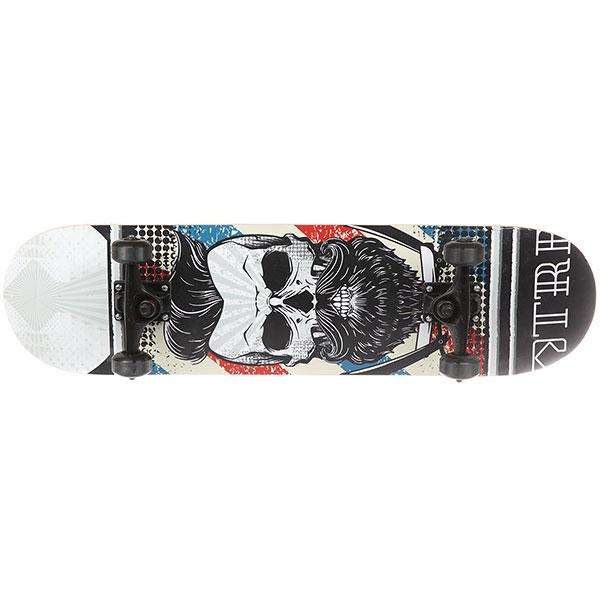 Скейтборд в сборе Turbo-FB Skull 2 Multicolor