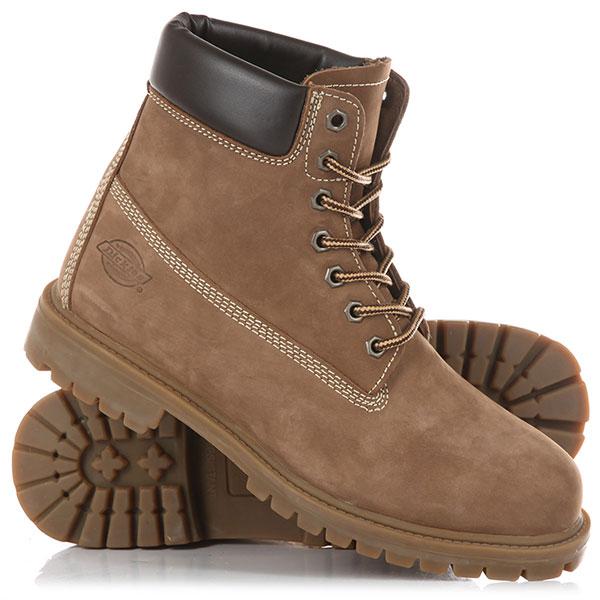 Ботинки высокие Dickies Fort Worth Brown
