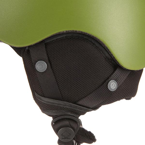 Шлем для сноуборда Pro-Tec Riot Certified Snow Matte Army