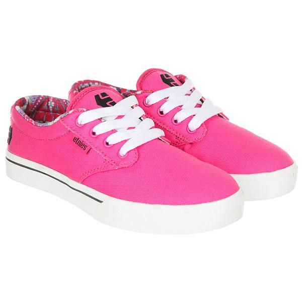 Кеды низкие женские Etnies Jameson 2 Ws Pink