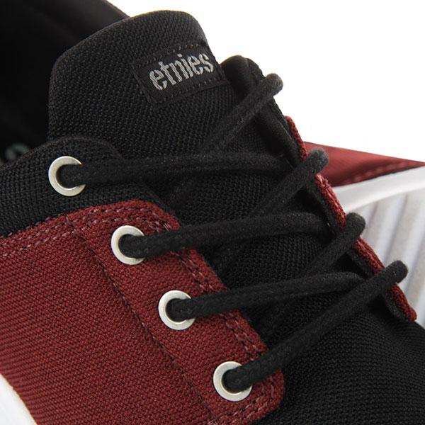 Кеды низкие Etnies Barrage Sc Black/Red/White