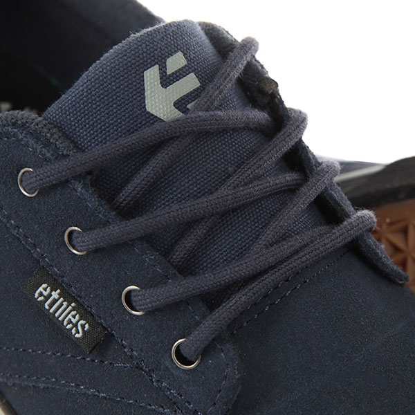Кеды низкие Etnies Jameson Vulc Dark Grey/Black