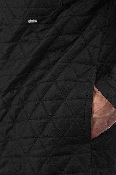 Бомбер Etnies Whickham Shirt Black