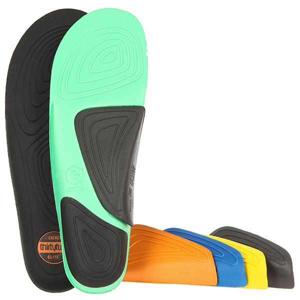 Стельки Thirty Two Elite Footbed Multicolor
