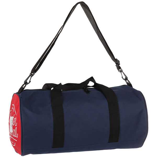 Сумка спортивная Anteater Dufflebag navy red