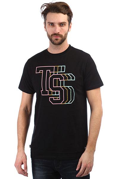 Футболка TrueSpin Ts Logo Deep Black