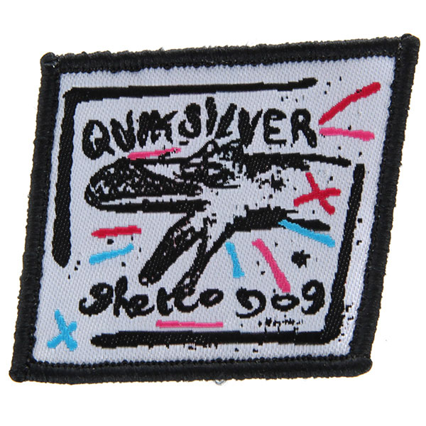 Патчи QUIKSILVER Patch Pack