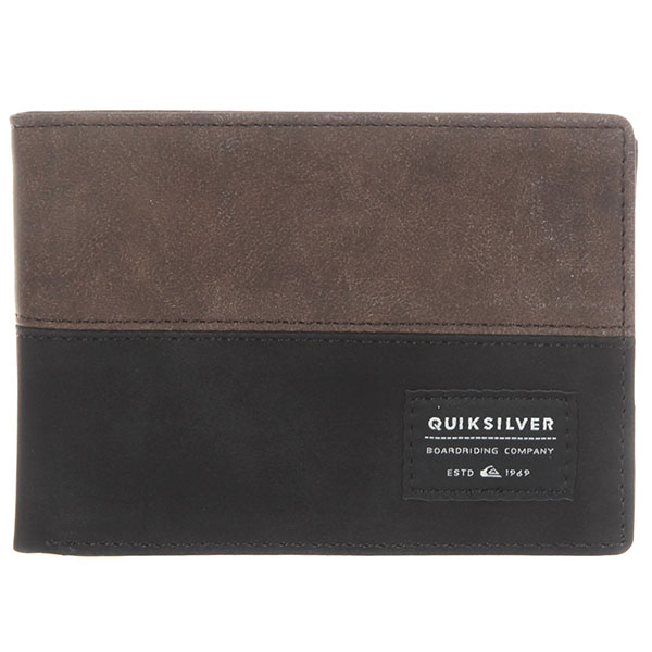 Кошелек QUIKSILVER Nativecountry Chocolate Brown