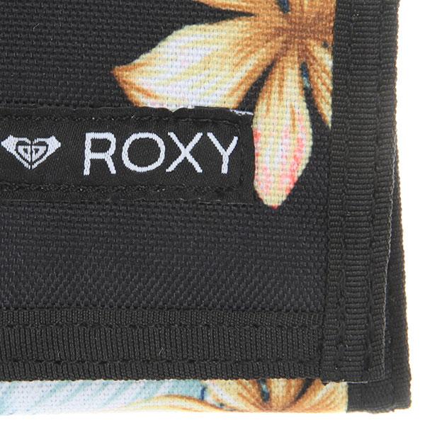 Кошелек Roxy Small Beach Anthracite Tropical