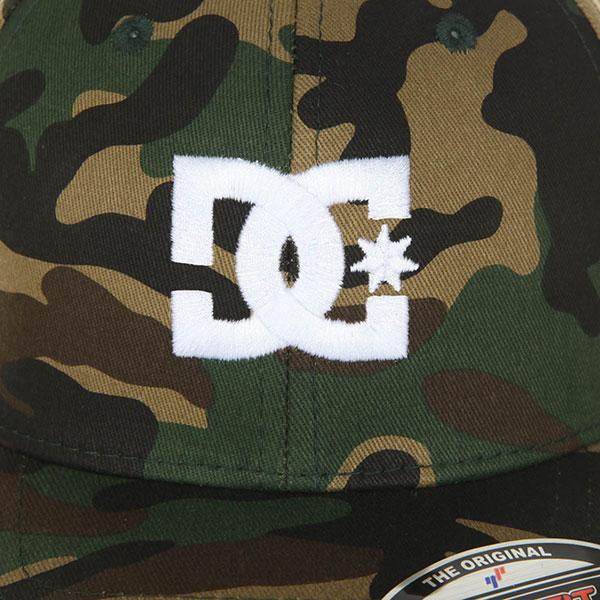 Детская бейсболка DC SHOES Flexfit® Cap Star