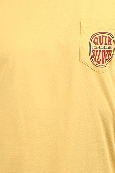 Футболка QUIKSILVER с карманом Quik Paradise