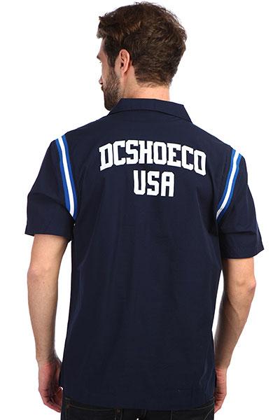 Рубашка DC SHOES с коротким рукавом Inner Circle