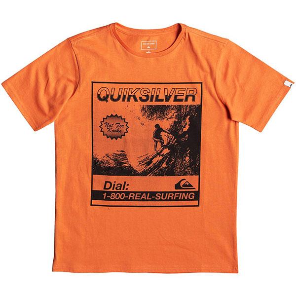 Детская QUIKSILVER футболка Temple Of The Dog