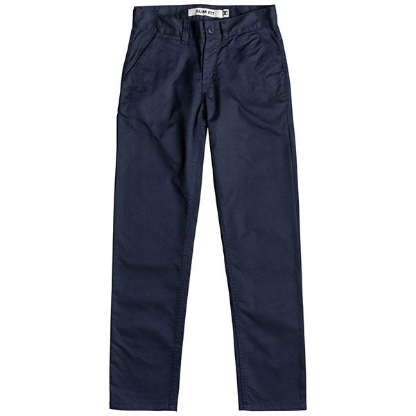 Детские  узкие брюки-чинос DC SHOES Worker