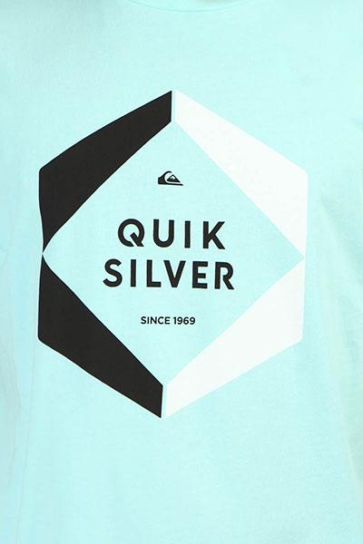 Футболка QUIKSILVER Hexa Logo
