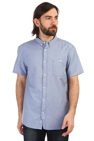 Рубашка QUIKSILVER с коротким рукавом Waterfalls