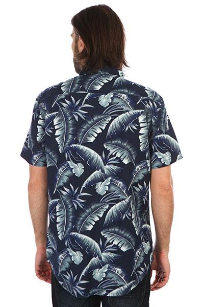 Рубашка QUIKSILVER с коротким рукавом Noosa Paradise