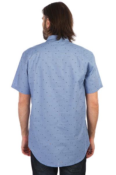Рубашка QUIKSILVER с коротким рукавом Rock The Road