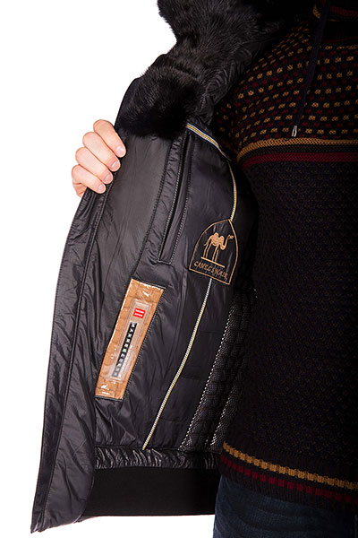 Мужская зимняя куртка 17WM-1755 1