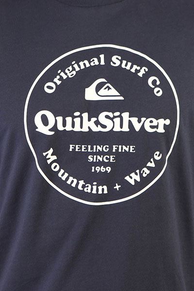 Футболка QUIKSILVER Secret Ingredient
