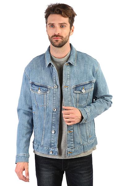 Куртка джинсовая QUIKSILVER Ogdenimjacket Salt Water