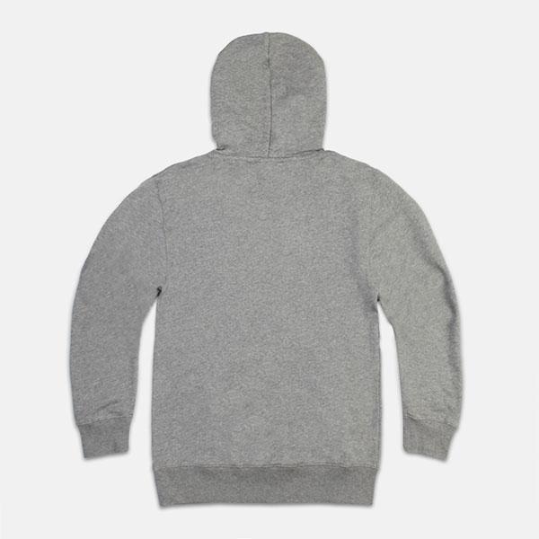Толстовка кенгуру Carhartt WIP Hooded College Sweat Grey
