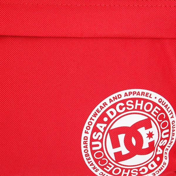 Рюкзак городской DC Backstack Racing Red