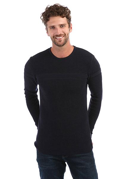 Мужской свитер 18W-LG-2112 lacivert