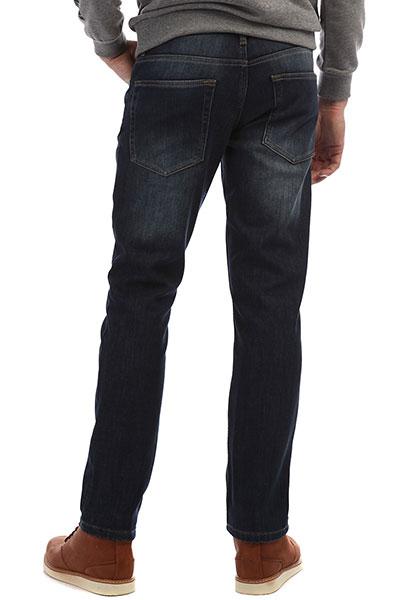 Мужские зимние джинсы со средней посадкой прямые HECTOR 8KFB1-303-06