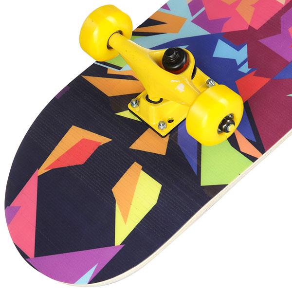 Скейтборд в сборе Turbo-FB Lion Multi