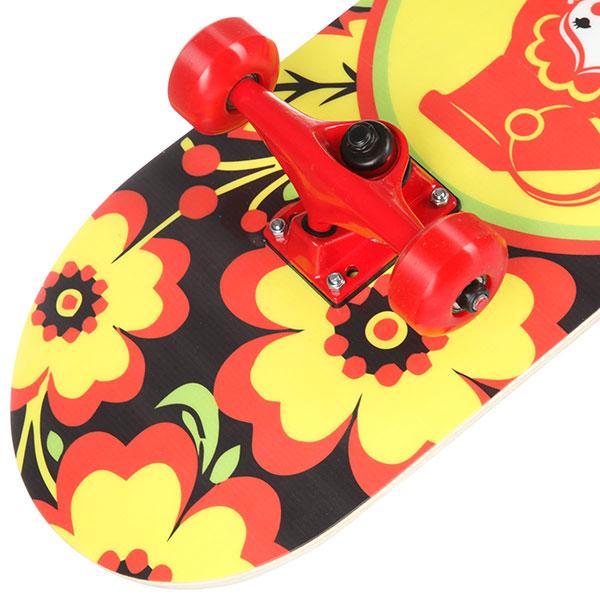 Скейтборд в сборе Turbo-FB Matreshka Multi