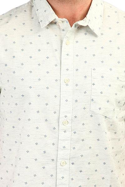 Рубашка QUIKSILVER с коротким рукавом Mini Fins