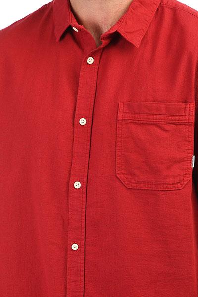 Рубашка QUIKSILVER с коротким рукавом Time Box